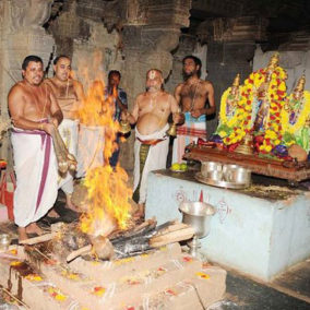 during-homam-in-lower