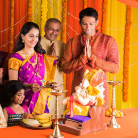 family-pooja
